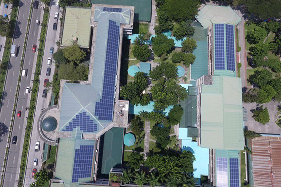 Rooftop Solar PV General Santos City, Mindanao, Philippines